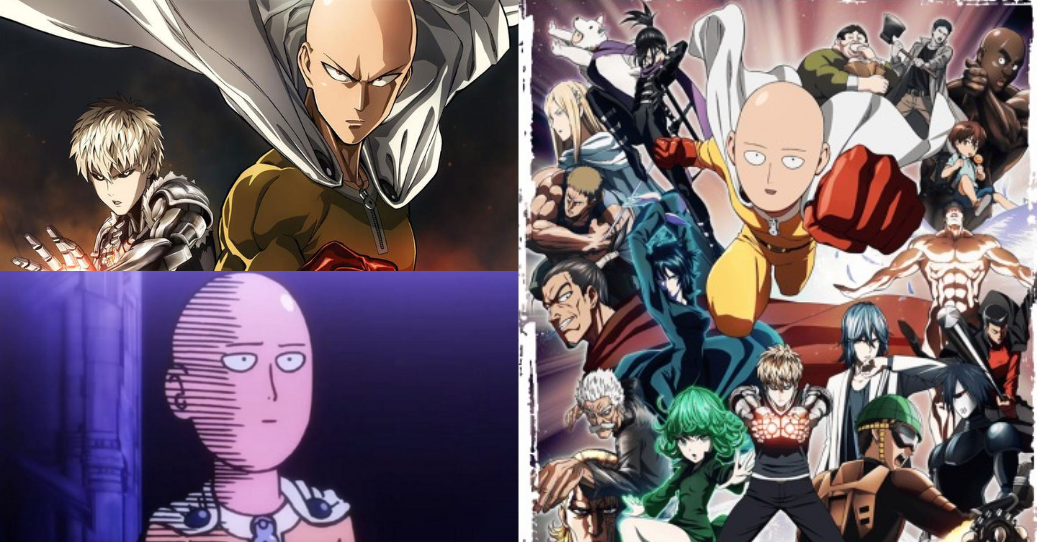 curiosidades one punch man