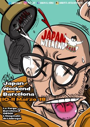 carteljapan-weekend-barcelona