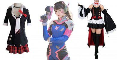 cosplay mujer